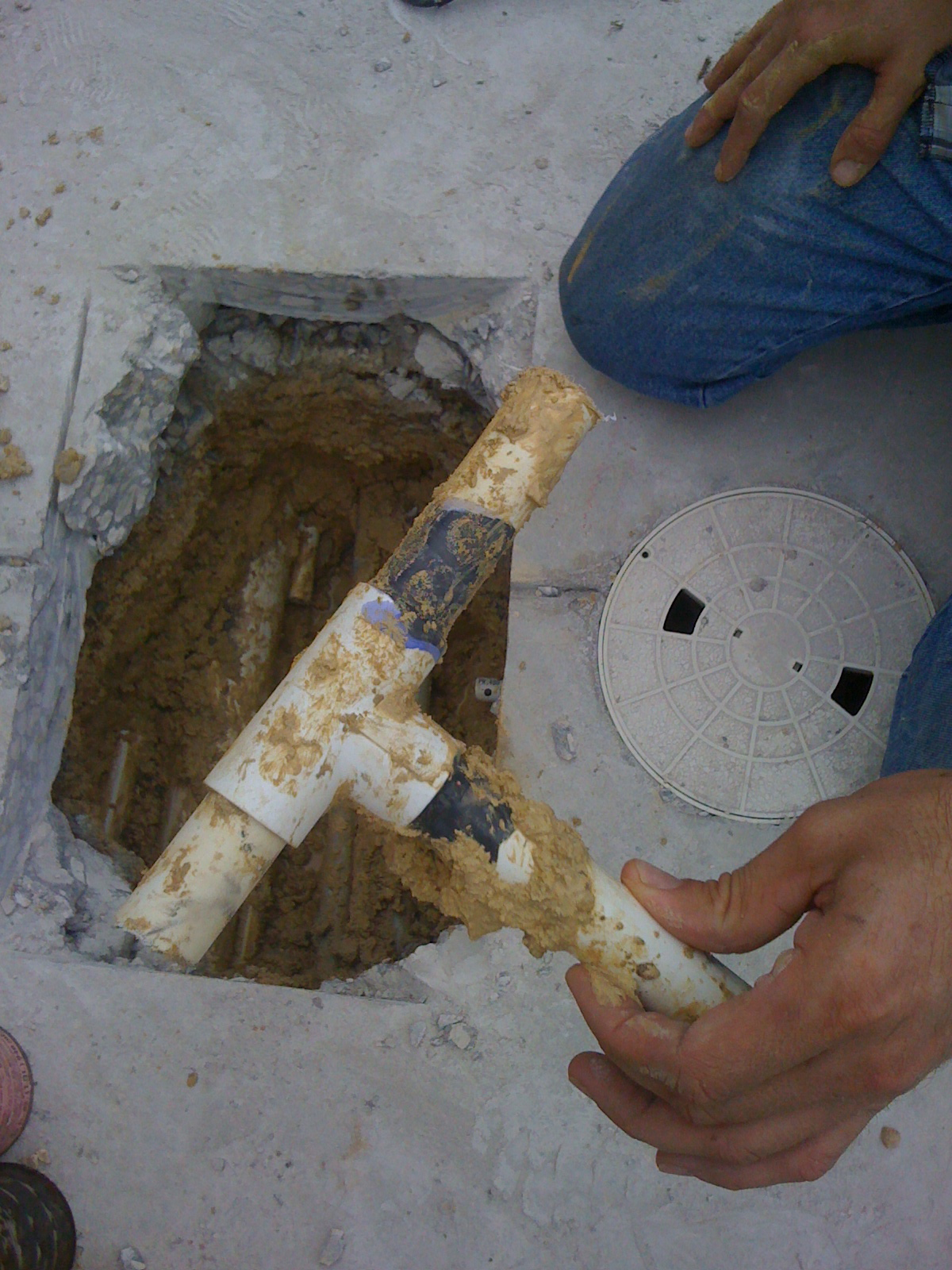 Return Line Repairs Pool Leak Detection Amp Repair By