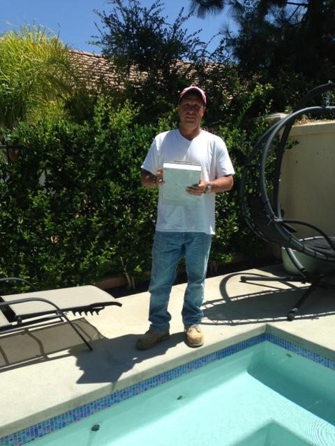 Swimming Pool Inspection Buyer Beware Caltech Leak Detection