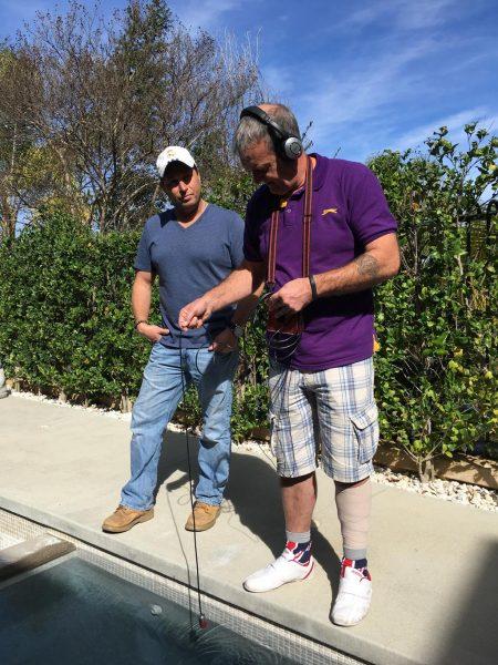 Service leak detection caltech pools - Swimming pool maintenance training ...