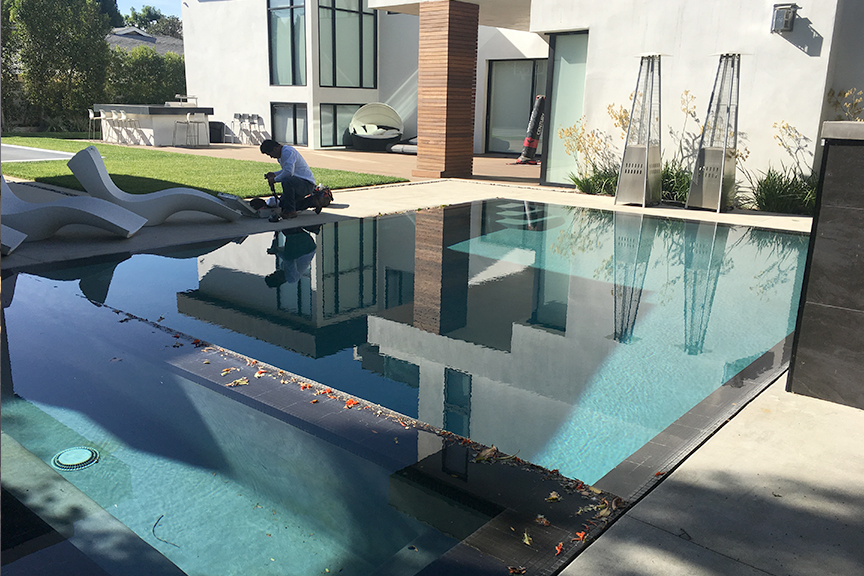 Caltech Pools Los Angeles Premier Pool Crack Repair