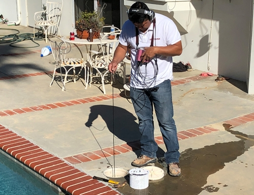 Pool Leak Detection is a Specialty Service