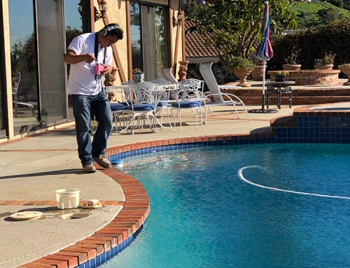 Pool Leak Detection in Malibu
