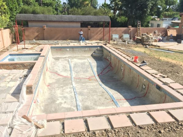 Pool Crack Repair By Caltech Pools Pool Leak Repair