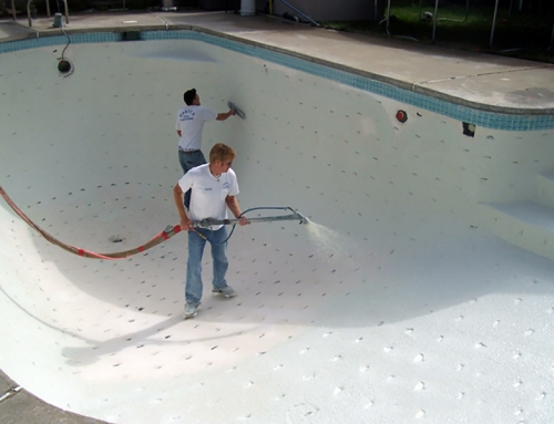 Replastering Is Not Leak Repair